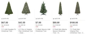 black friday christmas tree deals target 50 off christmas trees free shipping