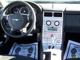 2005 chrysler crossfire srt 6 coupe interior photo 21638164
