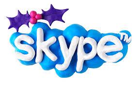 Skype Christmas season