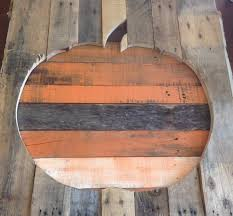 Wood Decor by Pallet Wood Pumpkin Fall Halloween Decor Decoration Shabby Youtube