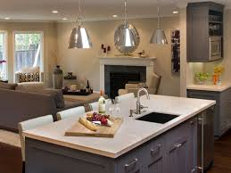 kitchen eat in kitchen island kitchen island design ideas narrow