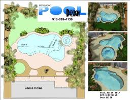 excellent swimming pool designs and plans h80 in home decoration