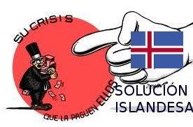 Solución islandesa