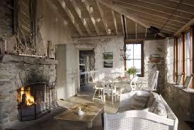 Modern Country Homes Interiors Cottage Decor Ideas Small Cabin Interior Design Ideas Fallacio