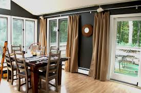 kitchen dining room curtain ideas dining room design