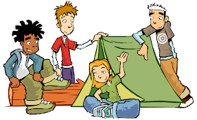 free animated thanksgiving clipart camping cartoon images free download clip art free clip art