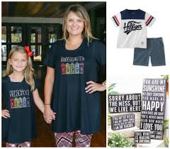 zulily deals back to school clothes tommy hilfiger and inspiring it s time to start planning for the first day of school and if you re looking for a themed outfit you ll find some super cute ones back to class closet