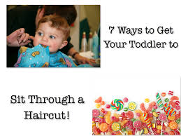 7 parent tested tips for getting your toddler u0027s hair cut