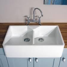Kitchen Sink Ceramic Ceramic Kitchen Sinks Home Design Styles - Ceramic white kitchen sink