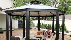Custom Gazebo Kits by Modern Pergola Kits Home Design Ideas