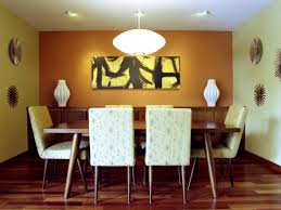 Mid Century Modern Dining Room Tables Trending Now Live Edge Furniture Hgtv U0027s Decorating U0026 Design