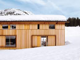 Dwell Home Plans by Snow Proofed Hillside Family Home In Austria Alpine Modern