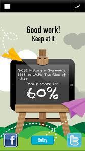 GCSE History on the App Store iPhone Screenshot