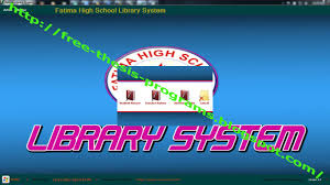 programs  November      programs FREE INTEGRATED LIBRARY SYSTEM   SOURCE CODE   DOCUMENTATION   THESIS