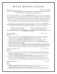nursing resumes samples top resume samples executive format resumes by new york resume nursing resume sample