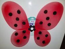 Red Wings Halloween Costume Ladybug Wings Ebay
