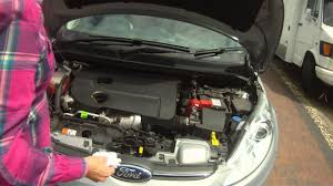 show me tell me q u0027s under the bonnet of my ford fiesta 1 6 tdci