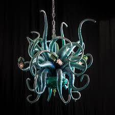 Octopus Lamp Adam Wallacavage Magic Mountain Jonathan Levine Projects
