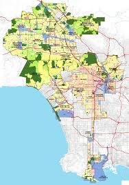 Los Angeles Light Rail Map by A Short Introduction To Zoning In Los Angeles Abundant Housing La
