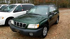 2002 subaru forester review l awd for sale ravenel ford