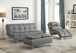 Livingroom Sets Dilleston Futon Style Living Room Set From Coaster 500096