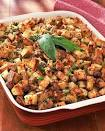 Low Calorie Thanksgiving STUFFING Recipe - 2 Point Value - LaaLoosh