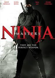 film Ninja Masters 2013