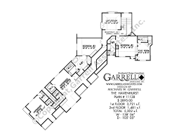 french provincial house plans with courtyard