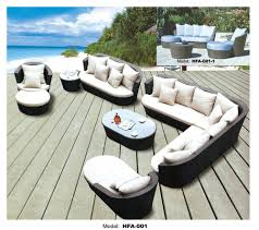 Wicker Outdoor Furniture Sets by Online Cheap Large Size Outdoor Sofa Set New Design Garden