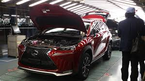 lexus nx offers uk lexus starts nx production in japan revives kanda factory
