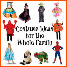 halloween characters clipart halloween costumes for the whole family u0026 giveaway the