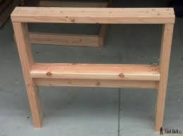Building Outdoor Wood Furniture by Diy Outdoor Seating Her Tool Belt