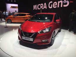 nissan micra on road price in bangalore generation nissan micra at paris motor show 2016