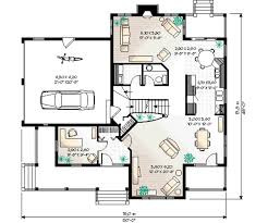 country style house plan 3 beds 2 50 baths 2283 sq ft plan 23 2010