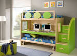 Brilliant Boys And Girls Room Designs Unoxtutti From Giessegi ...
