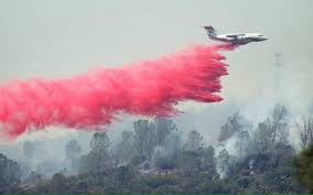 Willow Wildfire California by Wildfire Near Prather Damages Homes Burns 1 800 Acres 15 Percent