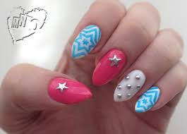 mno patriotic nail design bp11 stamping plate review