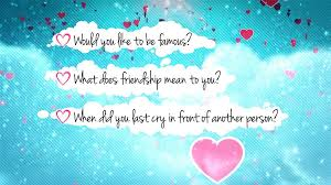 questions to reignite flames  couple     s love quiz by Arthur Aron     Today Ask these    questions