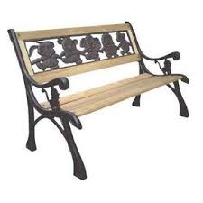 Antique Woodworking Bench For Sale by Cast Iron Bench Ebay