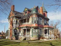 haunted house garden grove iowa historic queen anne victorian