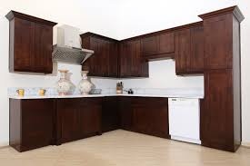 Maple Shaker Style Kitchen Cabinets Maple Crown Molding For Kitchen Cabinets Tehranway Decoration