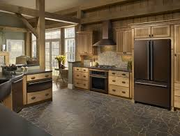 Antiqued Kitchen Cabinets by Vintage Onyx Distressed Finish Kitchen Cabinets Homes Design