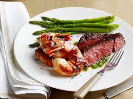 Dinners Ideas For Two Surf And Turf For Two Recipe Food Network Kitchen Food Network