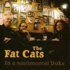 Rogelio Gil, Saxo alto. Guillermo Morente, Contrabajo. Celia Mur, Voz - the-fat-cats-sentimental-duke