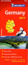 Map Germany by 718 Michelin National Map Germany 2017 Germany Maps Where Are