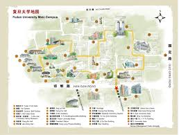 Bc Campus Map Campus Map Of Fudan University Shanghai Campus Photos Fudan