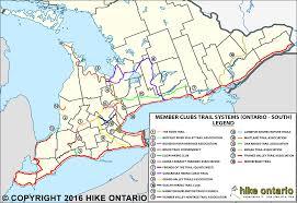 Hamilton Canada Map Member Clubs U0026 Associations