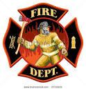firefighter maltese cross