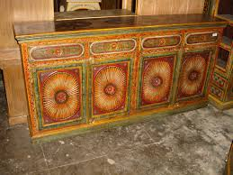 Hand Painted Furniture by Kangsiya Art Palace Wooden Hand Painted Furniture India