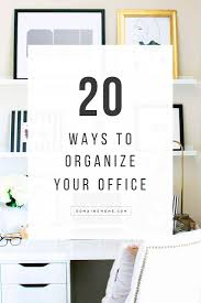 Professional Office Decor Ideas by